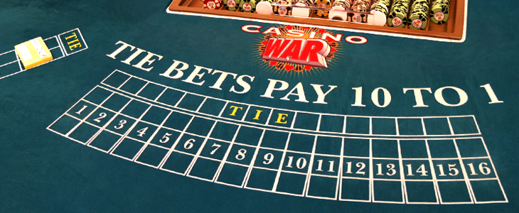 Casino Wars Odds